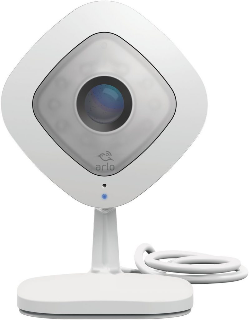 Arlo Q by NETGEAR - 1080p HD Security Camera - Smart Home Appliance