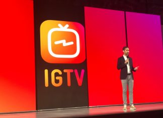 Instagram TV-IGTV