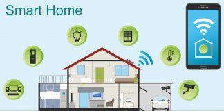 smart home technology of 2018