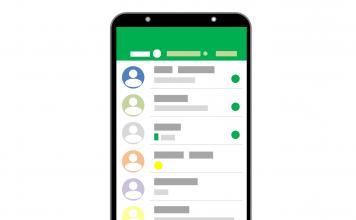 whatsapp only admin send message