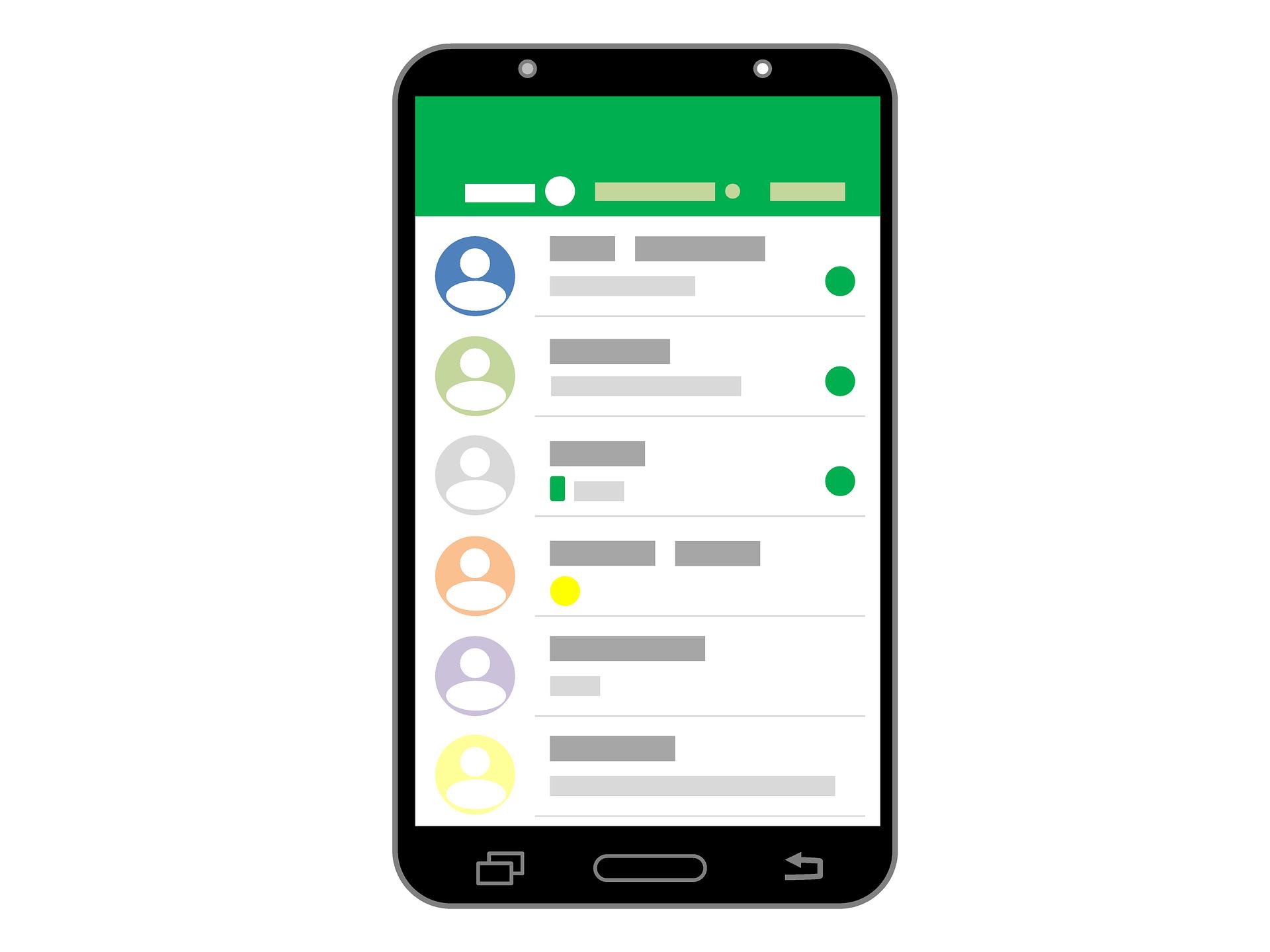 whatsapp new feature admin send message