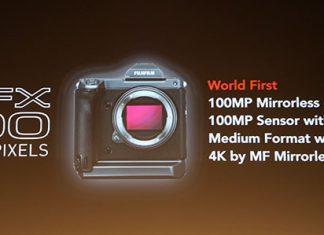 Fujifilm 100 Mp Camera