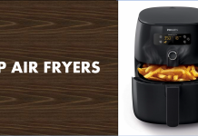 top air fryers to buy in 2018
