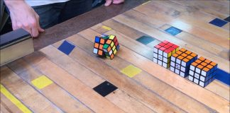 Self Solving Rubiks Cube Is Really Amazing - Never Miss it