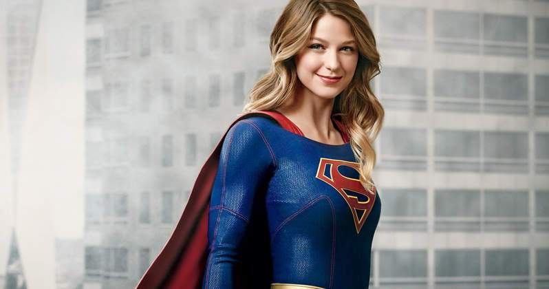 Supergirl Netflix Series
