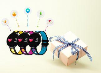 Color smart watch