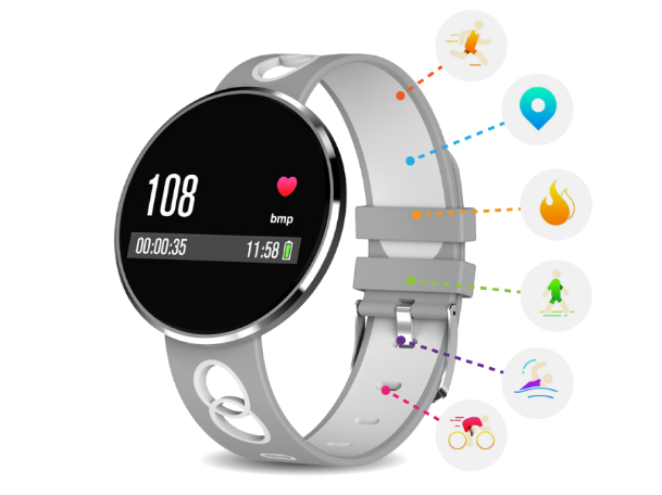 Color Smart Watch