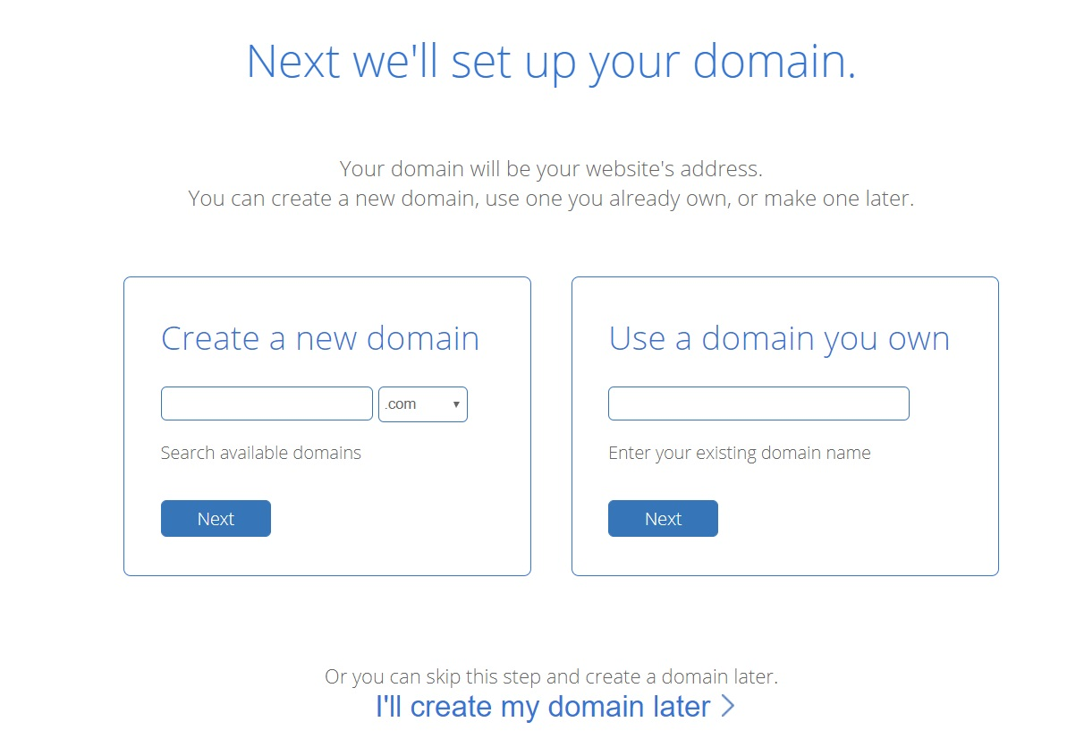 bluehost vps web hosting domain