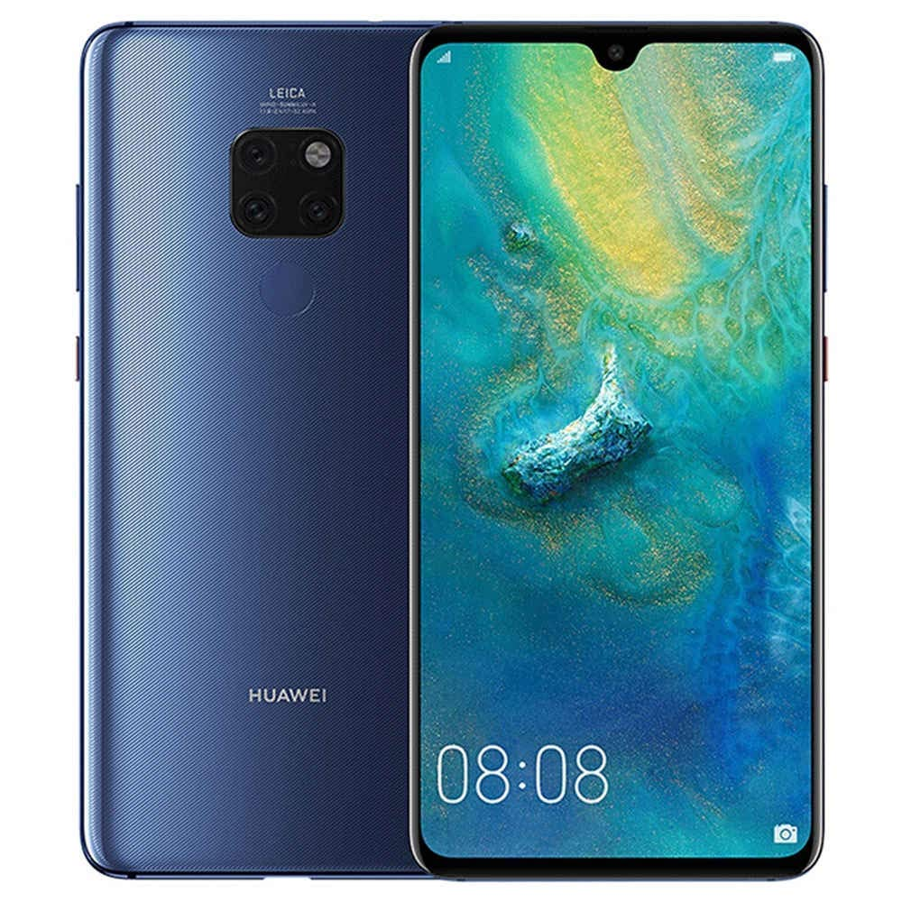 Huawei triple camera