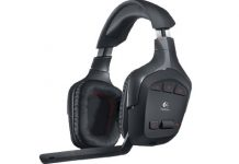 Logitech G930 PC Wireless Gaming Headset