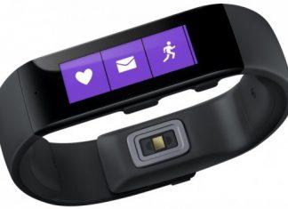 Microsoft Fitness Band