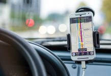 mobile phone gps