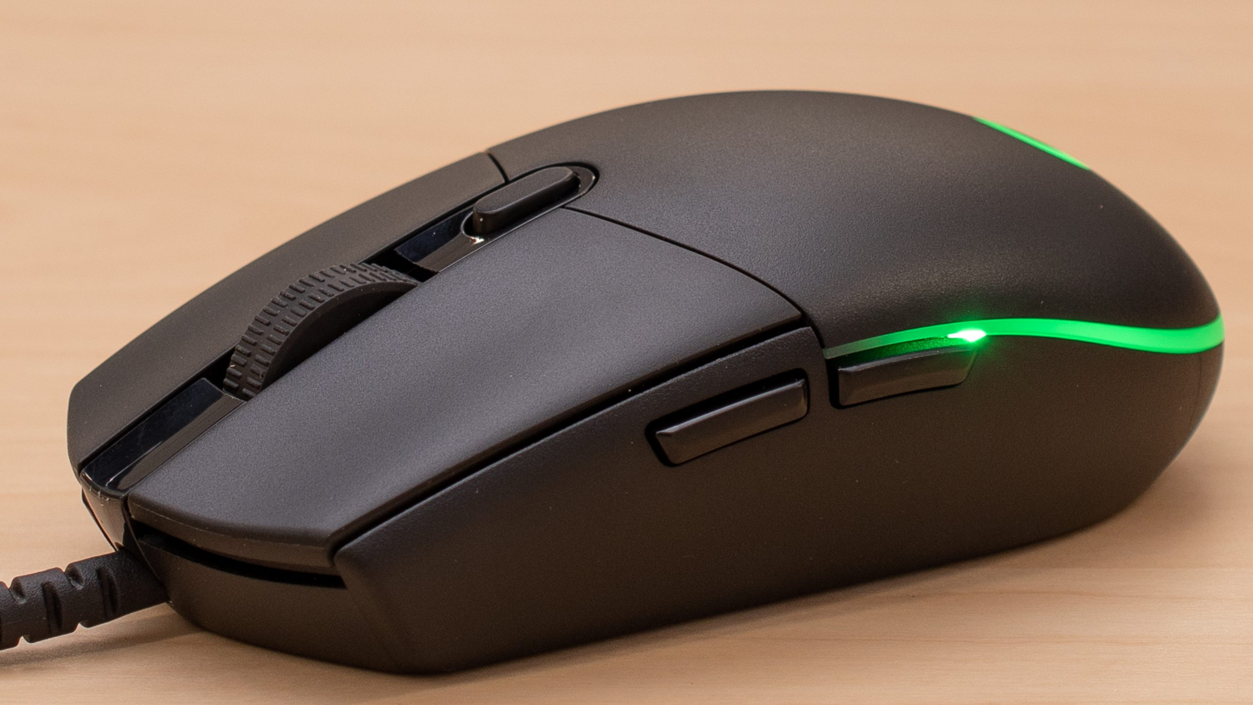 Logitech G203 Prodigy RGB Wired Gaming Mouse Review
